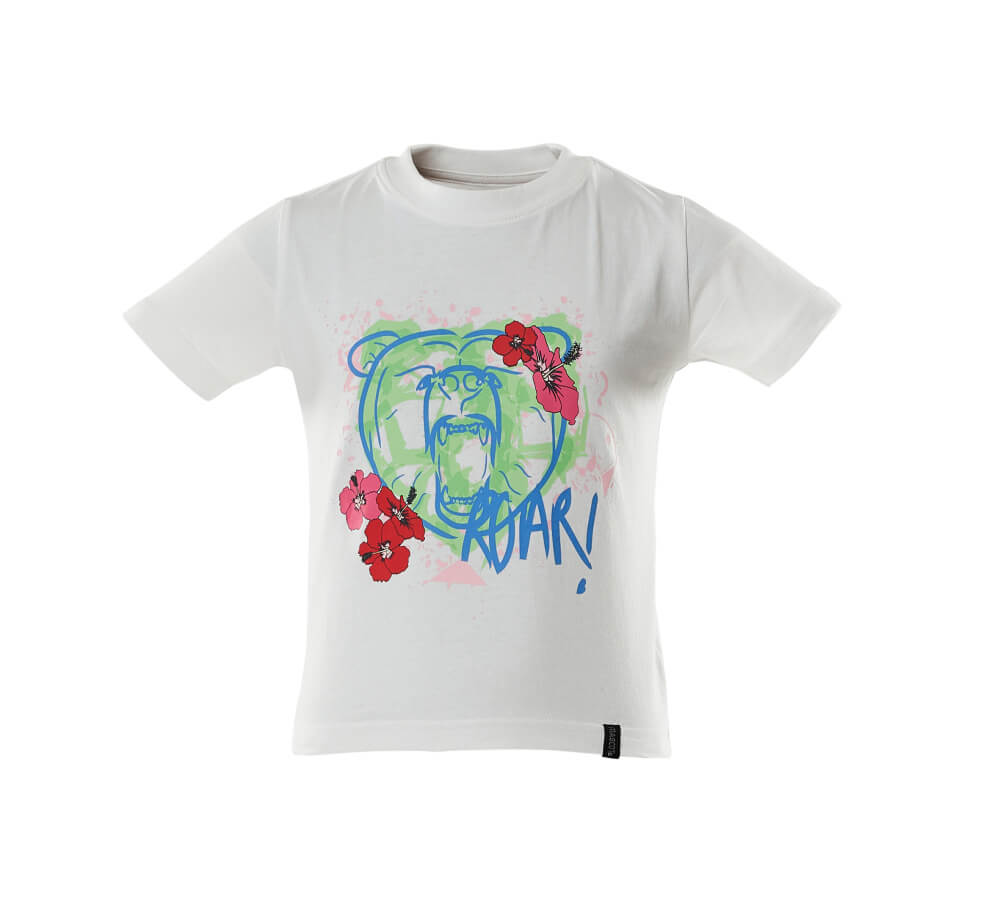 T-shirt for children, with print
