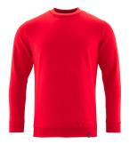 20284-962-202 Sweatshirt - traffic red