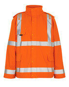 50101-814-14 Rain Jacket - hi-vis orange