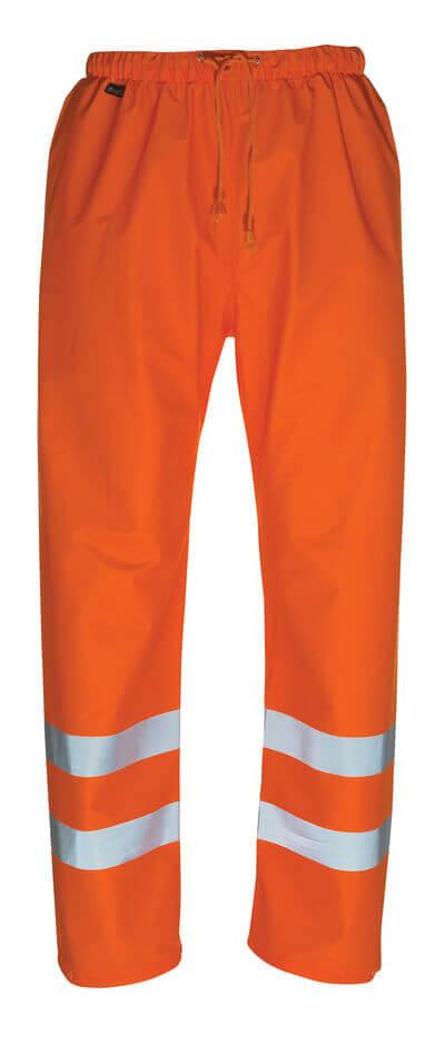 50102-814-14 Rain Trousers - hi-vis orange