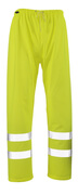 50102-814-14 Rain Trousers - hi-vis orange