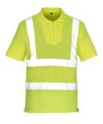50105-853-17 Polo Shirt - hi-vis yellow