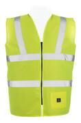 50107-310-17 Traffic Vest - hi-vis yellow