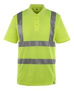 50114-949-17 Polo Shirt - hi-vis yellow