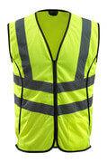 50145-977-17 Traffic Vest - hi-vis yellow