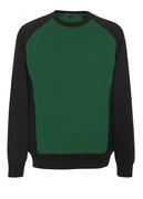 50503-830-0309 Sweatshirt - green/black