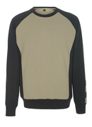 50503-830-1809 Sweatshirt - dark anthracite/black