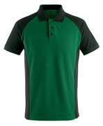 50569-961-0309 Polo Shirt - green/black
