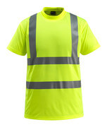 50592-972-17 T-shirt - hi-vis yellow