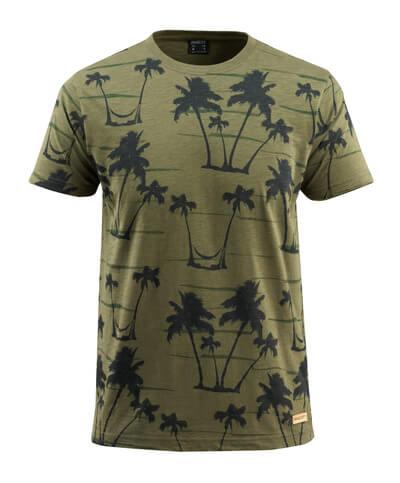50596-983-33 T-shirt - moss green