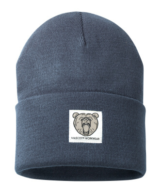50603-974-010 Knitted Hat - dark navy