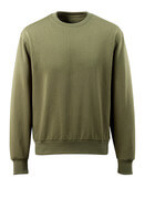 51580-966-33 Sweatshirt - moss green
