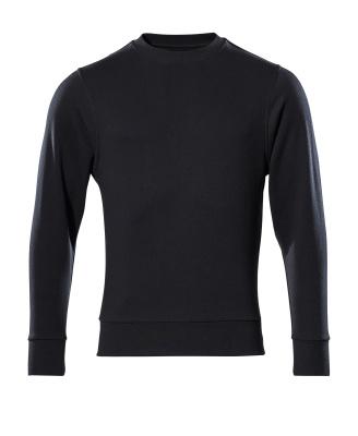 51580-966-90 Sweatshirt - deep black