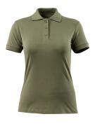 51588-969-33 Polo Shirt - moss green