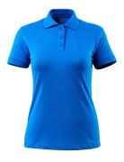 51588-969-91 Polo Shirt - azure blue
