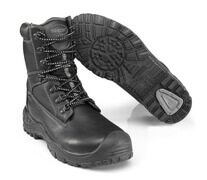 F0084-902-09 Safety Boot - black