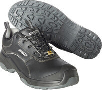 F0127-775-09 Safety Shoe - black