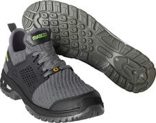 F0132-996-09 Safety Shoe - black