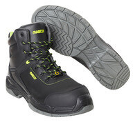F0144-902-09 Safety Boot - black