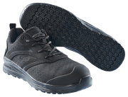 F0250-909-0909 Safety Shoe - black/black