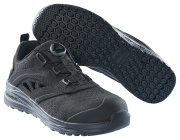 F0252-909-0909 Safety Sandal - black/black