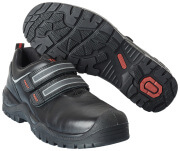 F0456-902-09 Safety Shoe - black