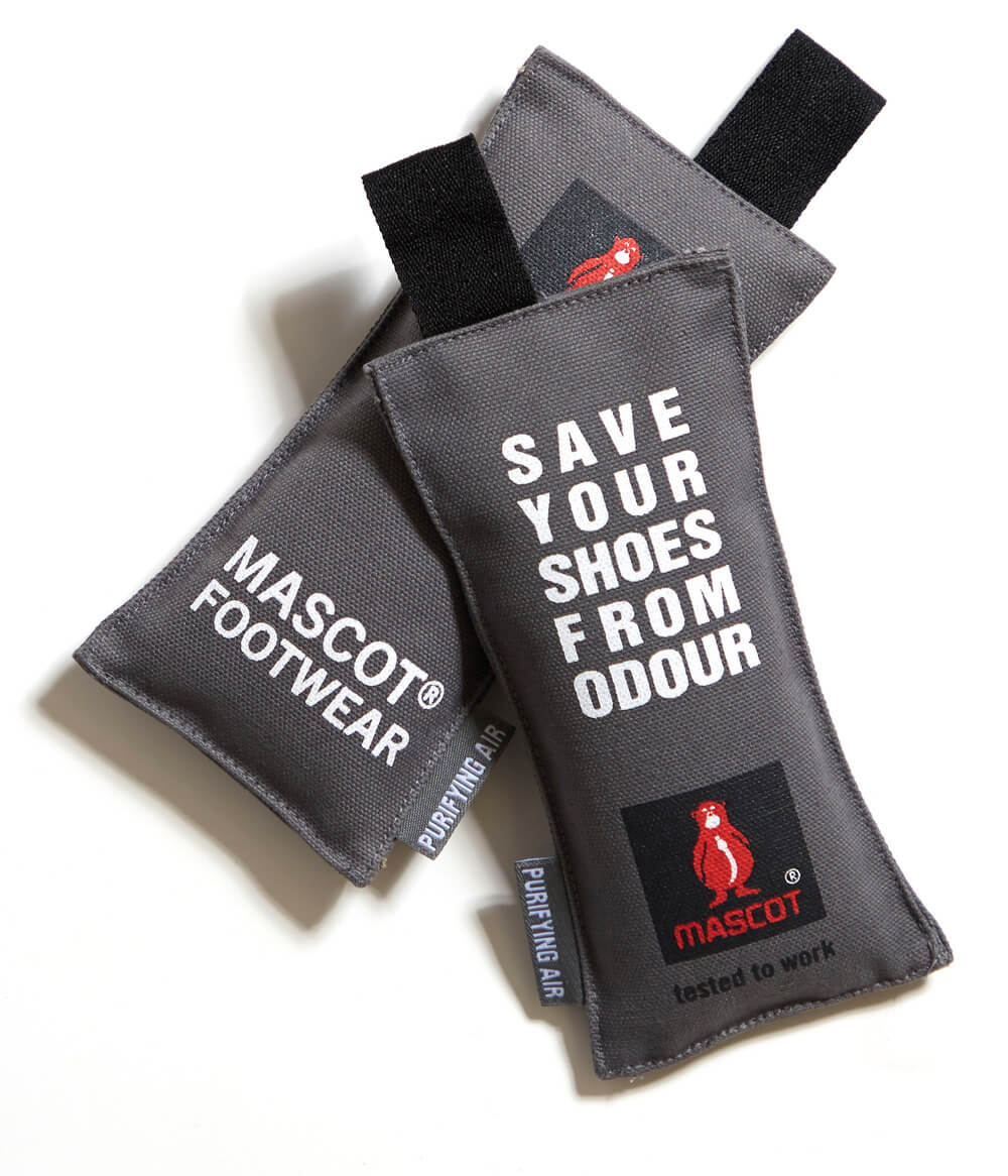 FT093-980-888 Activated charcoal - Shoe deodorizers - anthracite